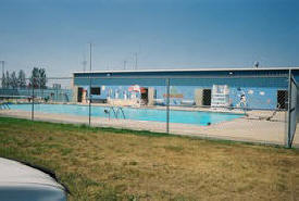 Watkins City Swimming Pool, Watkins Minnesota