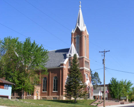 Church of St. Anthony, Watkins Minnesota, 2009
