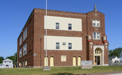 St. Anthony School, Watkins Minnesota, 2009