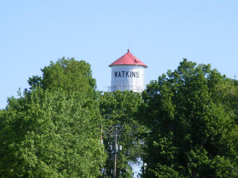 Water Tower, Watkins Minnesota, 2009