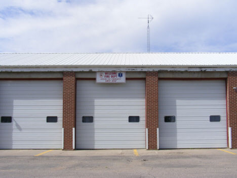 Fire Department, Welcome Minnesota, 2014