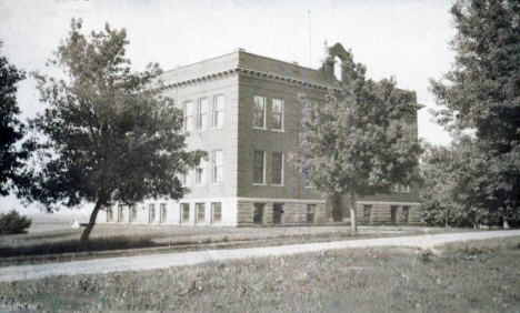 Public School, Welcome Minnesota, 1907
