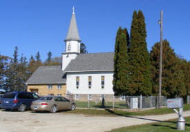 Hegre Lutheran Church, West Concord Minnesota
