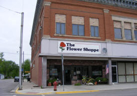The Flower Shoppe, Wheaton Minnesota