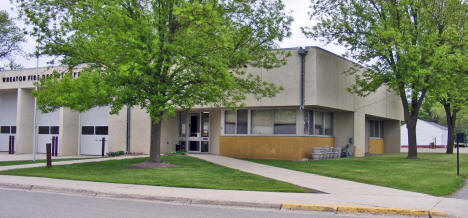 City Hall, Wheaton Minnesota, 2008