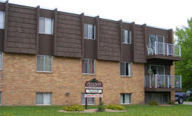 Andell Apartments, Wheaton Minnesota