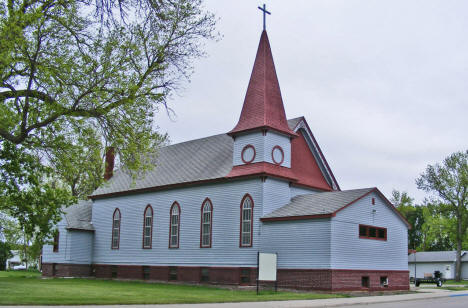 Church, Wheaton Minnesota, 2008