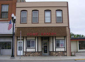 Home Bakery, Wheaton Minnesota