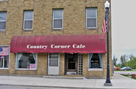 Country Corner Cafe, Wheaton Minnesota