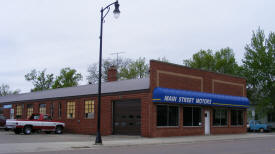 Main Street Motors, Wheaton Minnesota