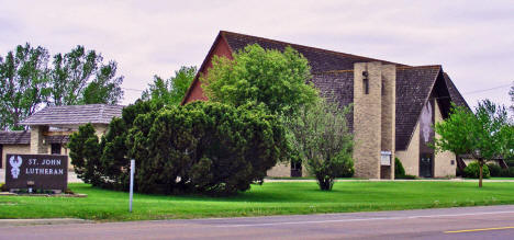St. John Lutheran Church, Wheaton Minnesota, 2008