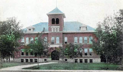 High School, Wheaton Minnesota, 1908