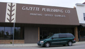 Gazette Publishing Company, Wheaton Minnesota