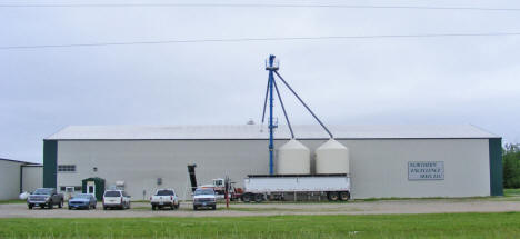 Northern Excellence Seed Company, Williams Minnesota, 2009