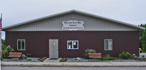 Williams City Hall, Library and Senior Center, Williams Minnesota, 2009