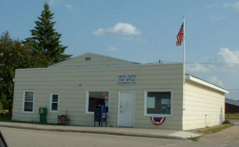 Williams Minnesota US Post Office