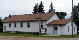 Williams Community Church, Williams Minnesota