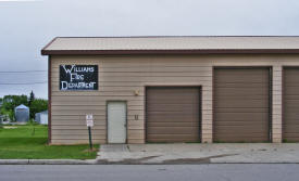 Williams Fire Hall, Williams Minnesota