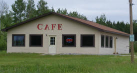 Williams Cafe, Williams Minnesota