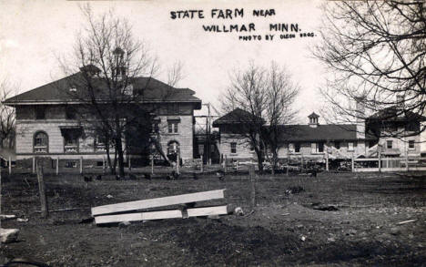 State Farm near Willmar Minnesota, 1911