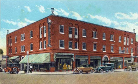 Hotel Lakeland, Willmar Minnesota, 1920's