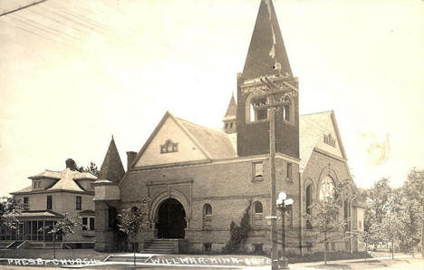 Presbyterian Church, Willmar Minnesota, 1909