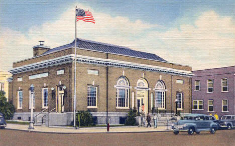 US Post Office, Willmar Minnesota, 1947