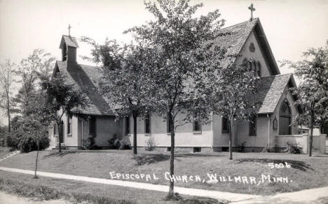 Episcopal Church, Willmar Minnesota, 1940's