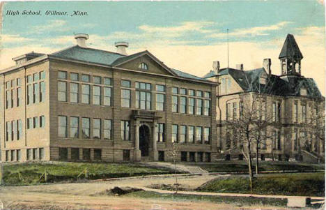 High School, Willmar Minnesota, 1910
