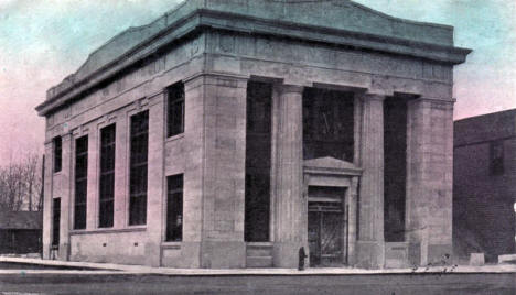 First National Bank, Windom Minnesota, 1914