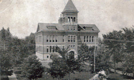 High School, Windom Minnesota, 1916