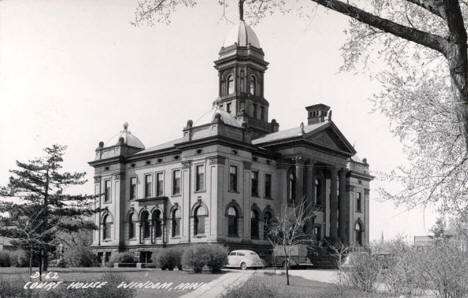 Court House, Windom Minnesota, 1940's