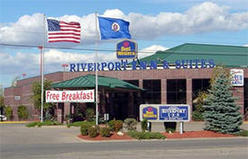 Riverport Inn & Suites, Winona Minnesota