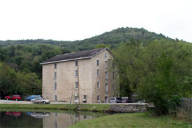Historic Pickwick Mill, Winona Minnesota