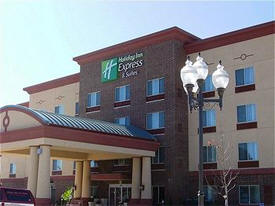Holiday Inn Express and Suites, Winona Minnesota