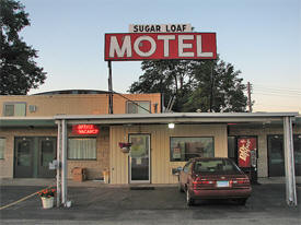 Sugar Loaf Motel, Winona Minnesota