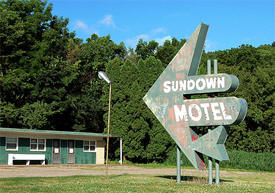 Sundown Motel, Winona Minnesota