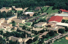 St. Mary's University, Winona Minnesota