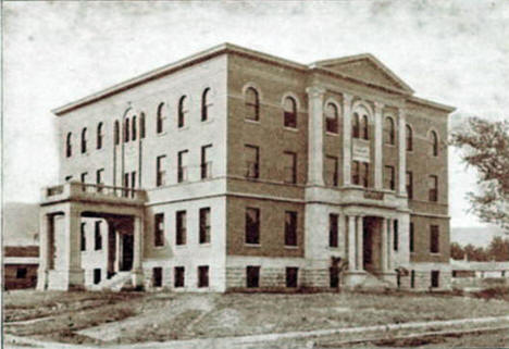 Winona General Hospital, Winona Minnesota, 1908