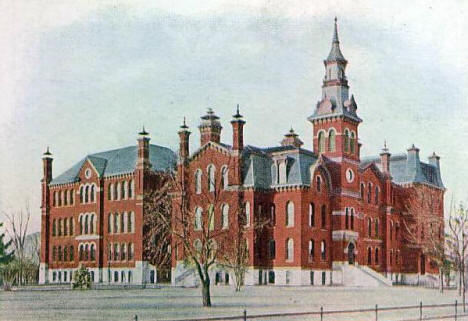 Normal School, Winona Minnesota, 1905