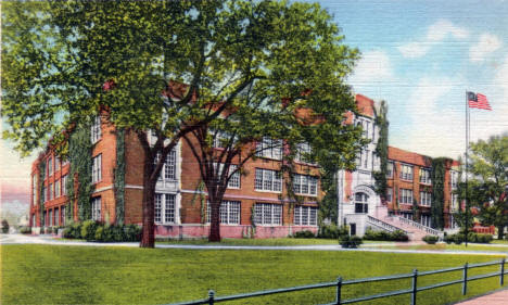 Winona State Teachers College, Winona Minnesota, 1936