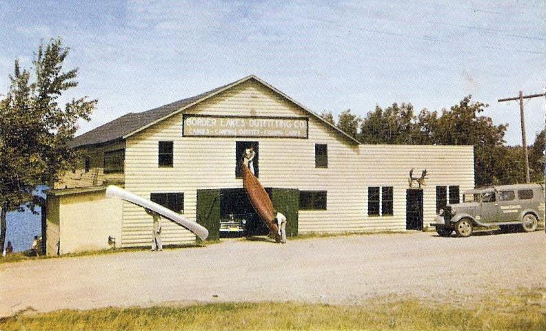 Winton minnesota gallery for Winton woods cabins
