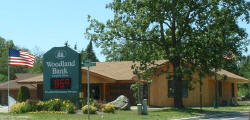 Woodland Bank, Longville Minnesota