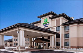 Holiday Inn Express, Worthington Minnesota