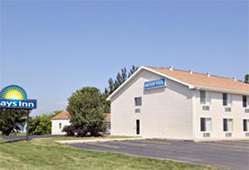 Days Inn, Worthington Minnesota