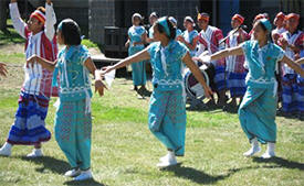 International Festival, Worthington Minnesota