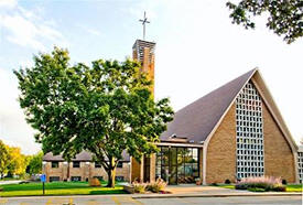 American Lutheran Church, Worthington Minnesota