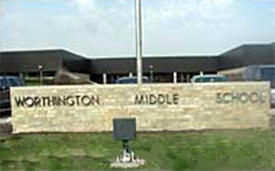 Worthington Middle School, Worthington Minnesota