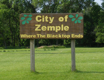 Welcome to Zemple Minnesota
