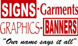 Signs, Garments, Graphics, Banners, Zimmerman Minnesota